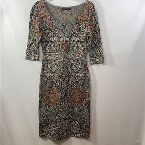 Peruvian Connection Pima Cotton Shift Dress